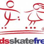 Free summer roller skating for kids