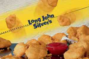 Long John Silver's: 20-piece Chicken Bites for $5
