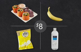 Get $8 lunch combo at Starbucks
