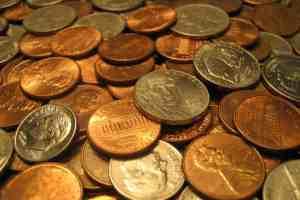 Coins licensed under CC0