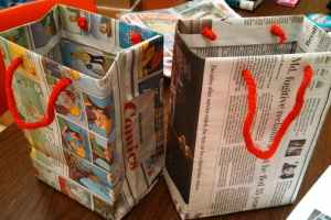 diy-newspaper-gift-bags