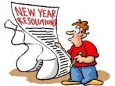 17 New Year's resolutions from cheapskates