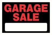 garage sale sign 300x200