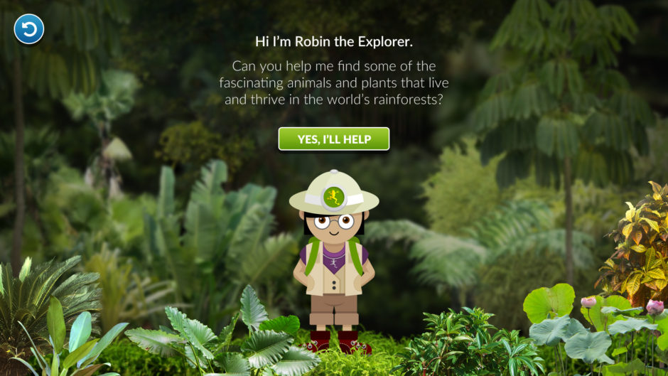 Sustainable Futures exhibit opens - The Living Rainforest