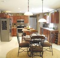Kitchen Lighting Fixtures Over Table - Image to u