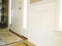 The dining room molding saga continues - Living Rich on ...