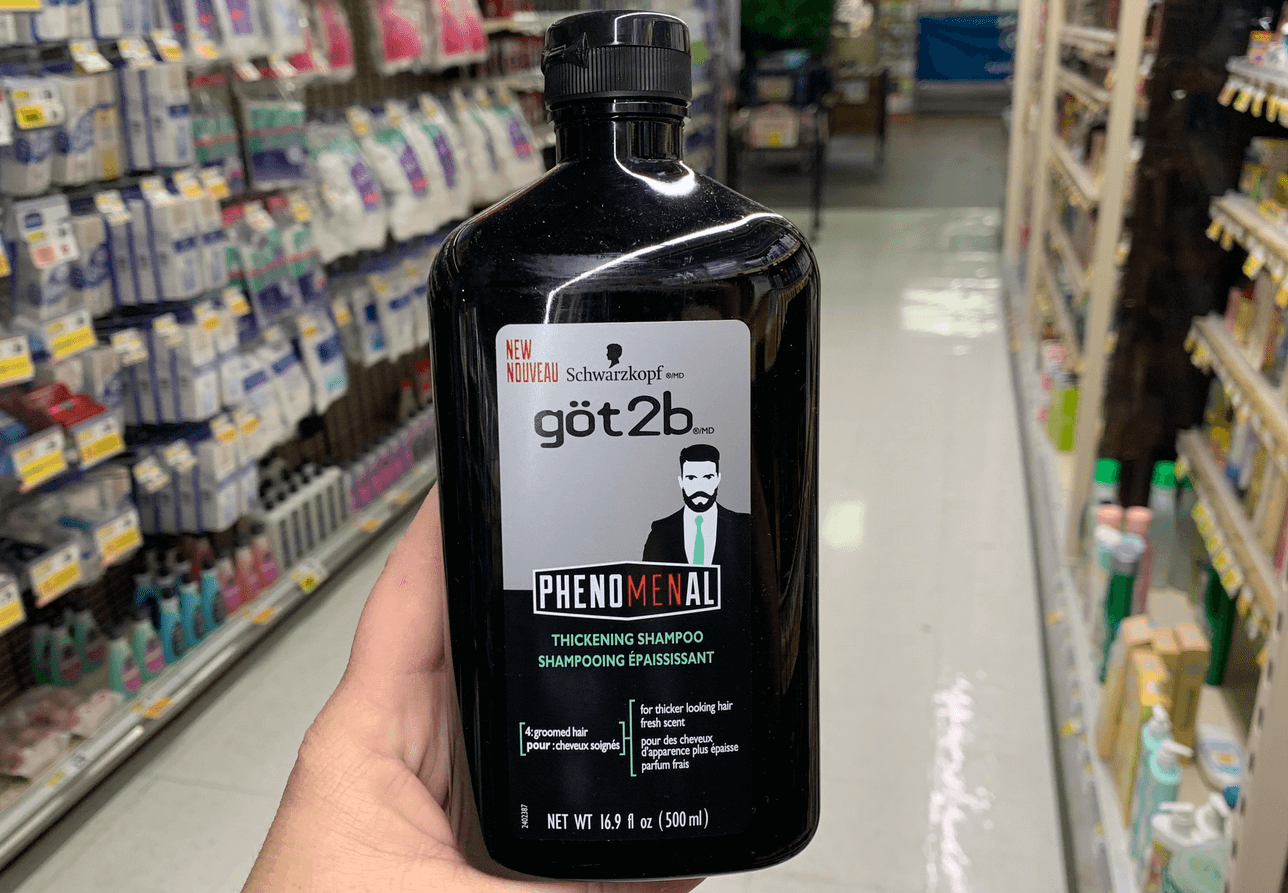 D Deals New 2 1 Göt2b Phenomenal Shampoo Coupon Deals At Walmart