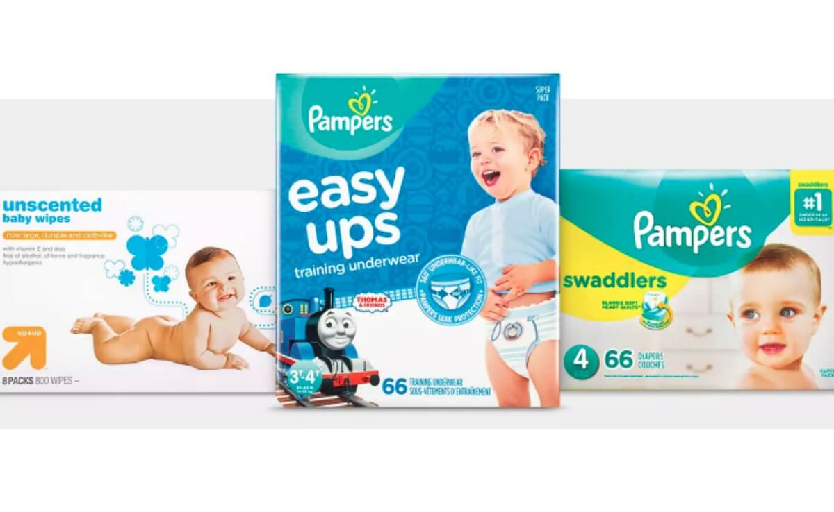 Target Baby Wipes Hot Target Baby Deal Spend 75 Get 15 Gift Card On Diapers And