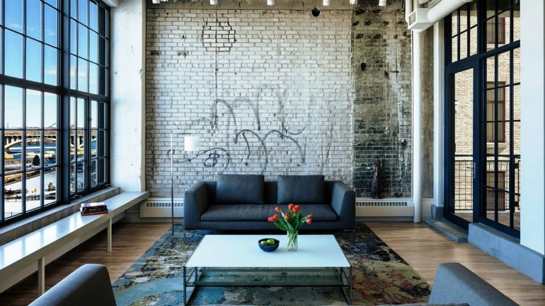 10 Industrial Living Room Ideas That You Will Love u2013 Living Room Ideas - industrial living room ideas