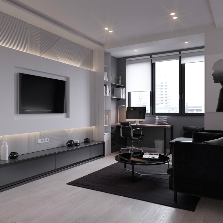 How to Make Your Small Living Room Look Bigger u2013 Living Room Ideas - how to make a small living room look bigger
