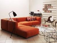 Living Room Ideas for 2017: Colorful Sofas  Living Room Ideas