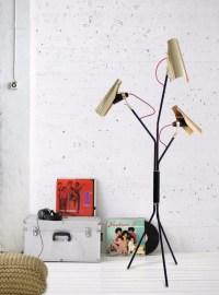 Mid-Century Modern Floor Lamps For Living Room Designs ...