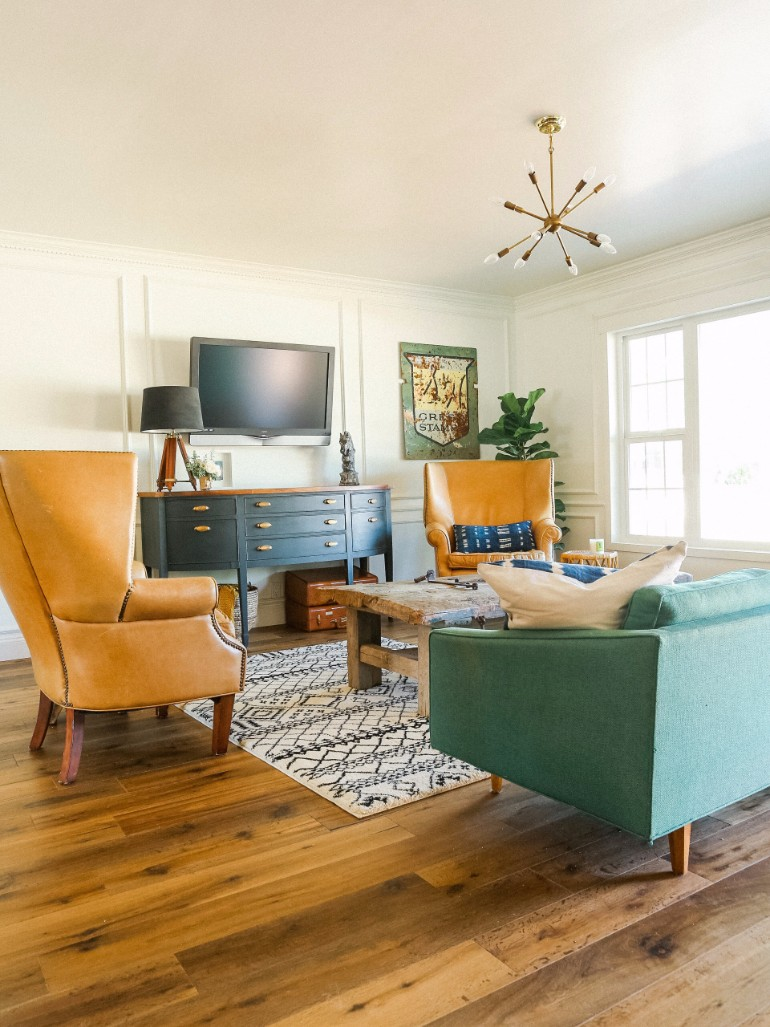 How To Create a Eclectic Living Room  Living Room Ideas