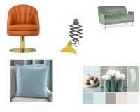 Mood Board: Duck Egg Living Room Ideas For Your Home ...