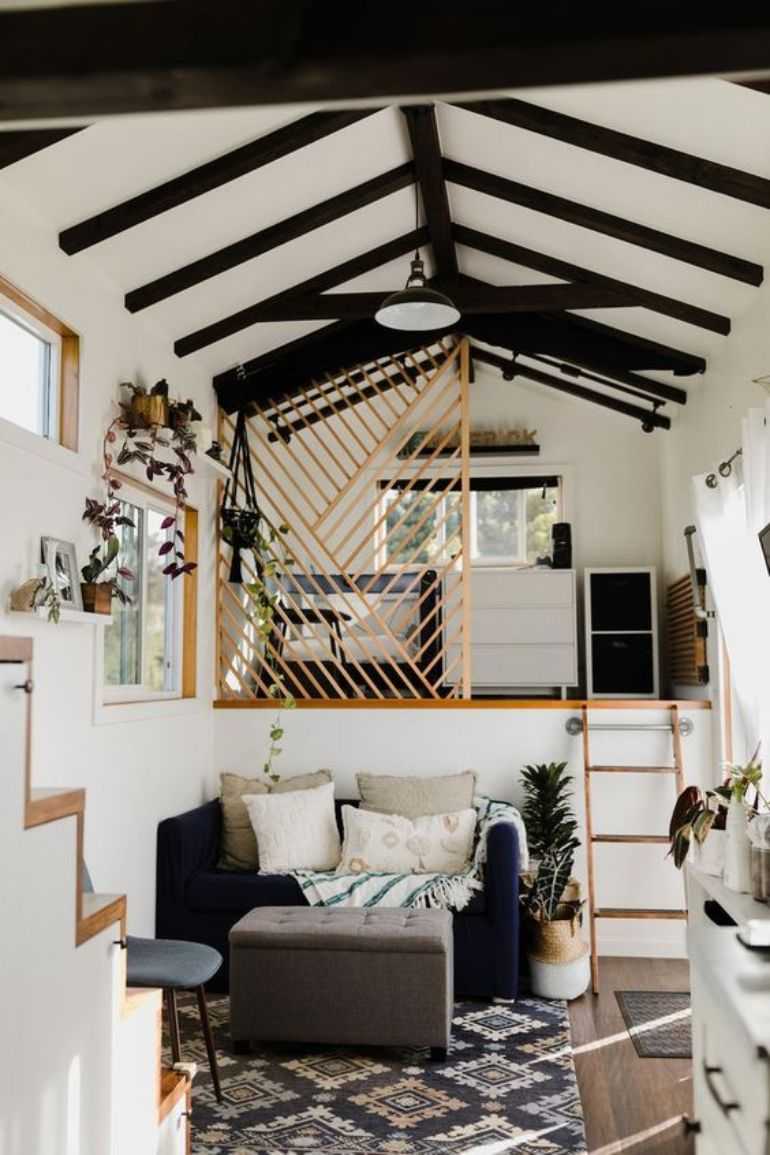 Delightful Tiny Living Rooms Which Enchant Us