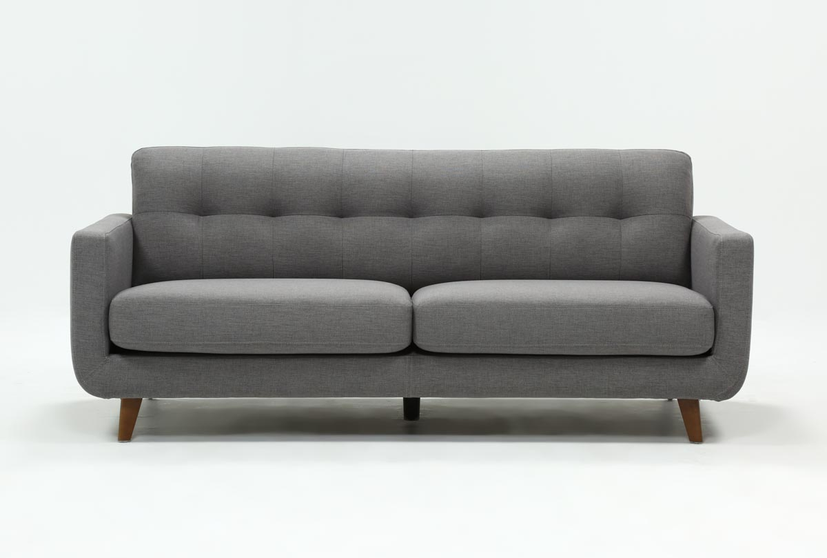 And Sofa Allie Dark Grey Sofa