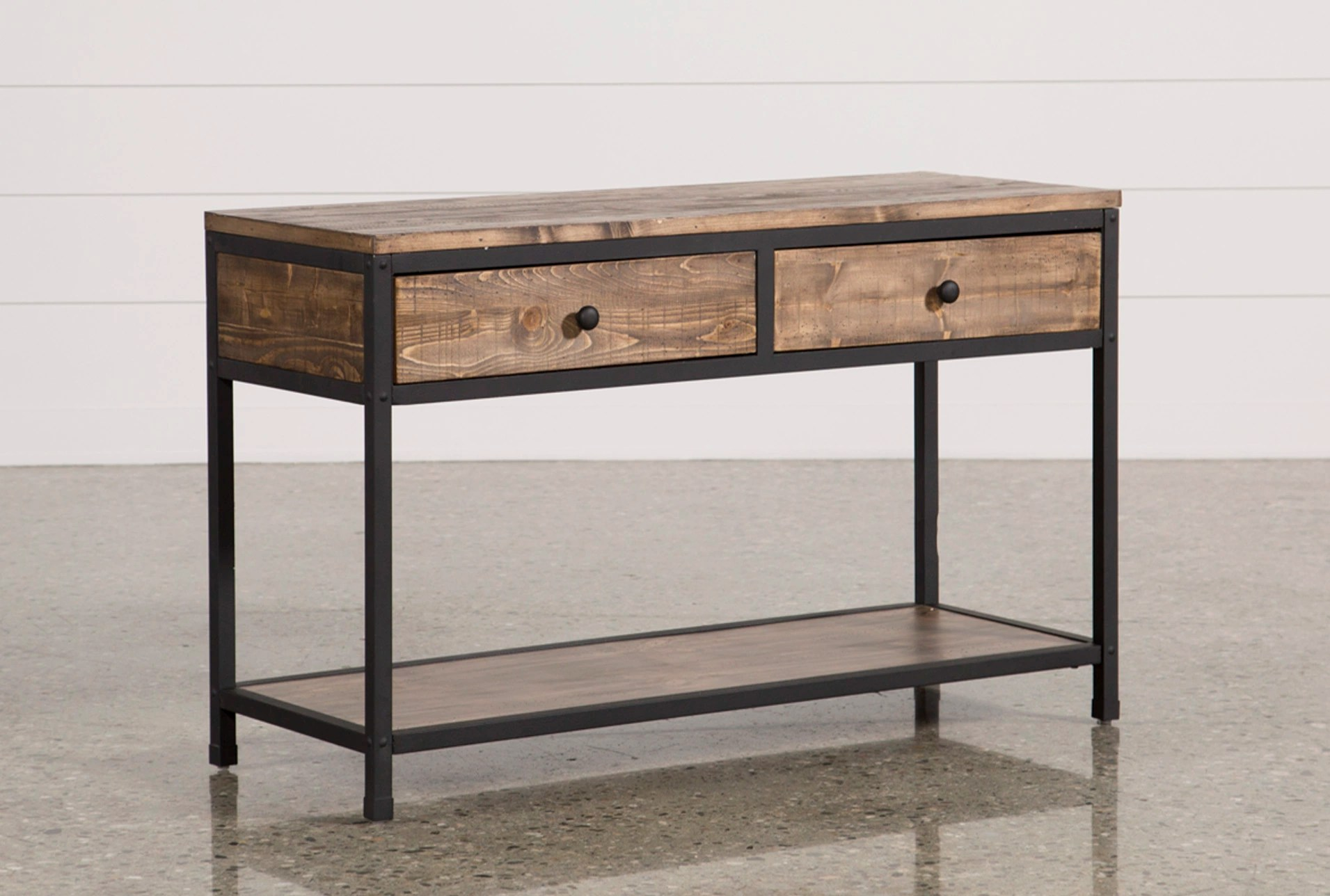 Cody Console Table Living Spaces