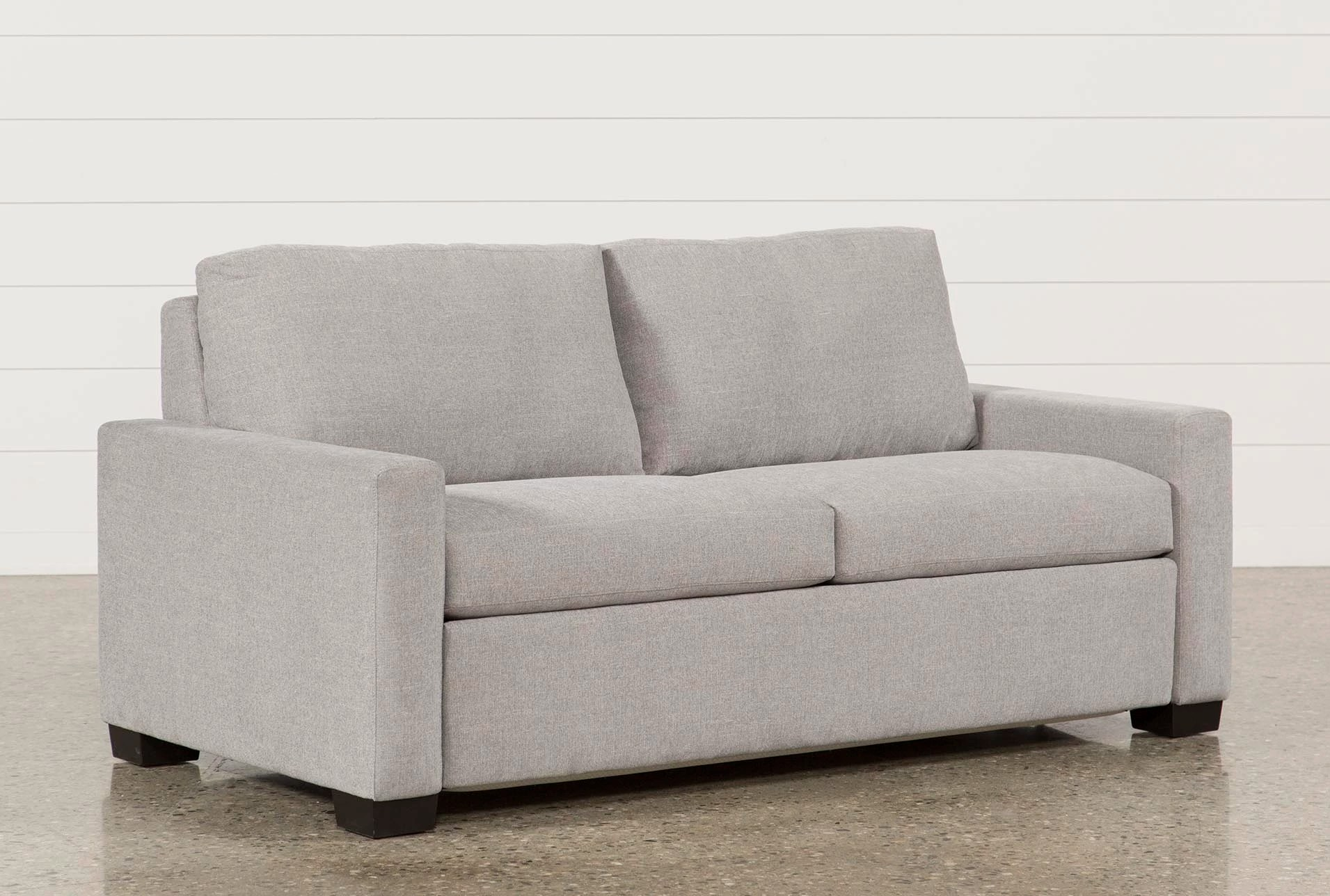 And Sofa Mackenzie Silverpine Queen Sofa Sleeper