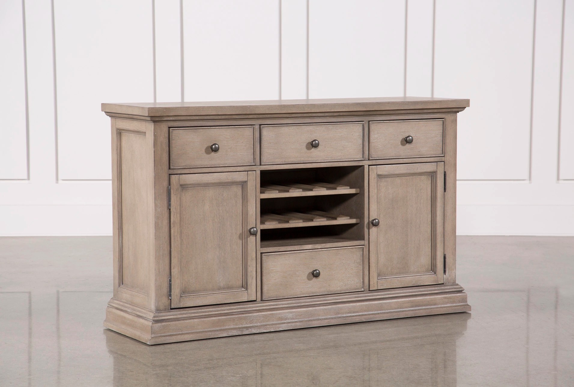 Valencia Buffet Sideboard Sideboards Buffet Tables For Your Dining Room Living Spaces