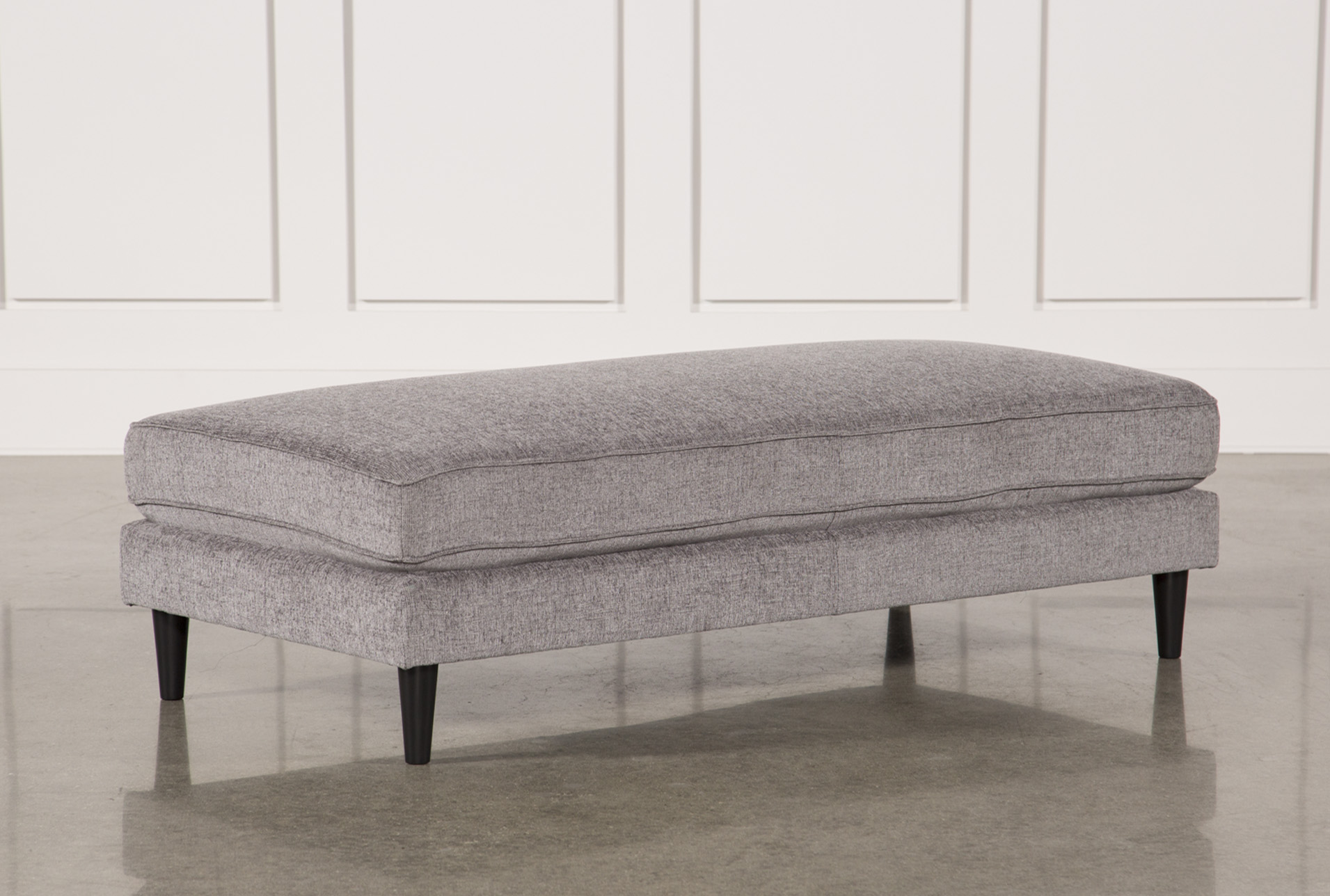 Chaise Cocktail Cosmos Grey Cocktail Ottoman