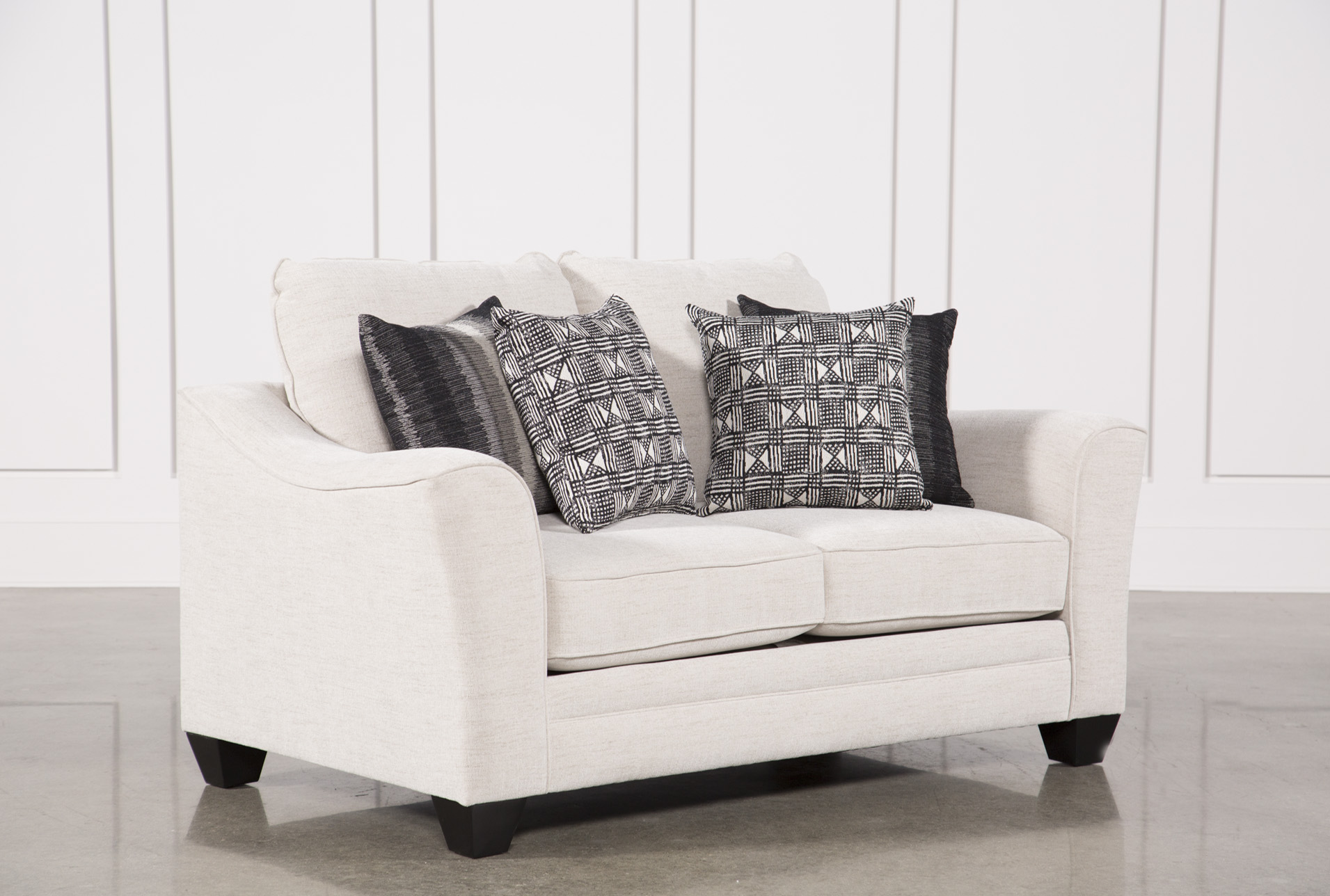 Big Sofa Fawn Loveseats Free Assembly With Delivery Living Spaces