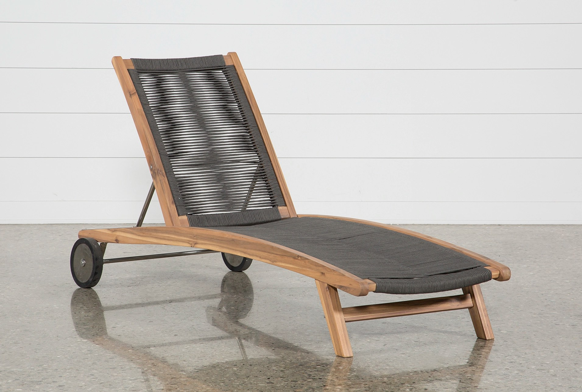 Chaiselongue Modern Outdoor Sienna Chaise Lounge