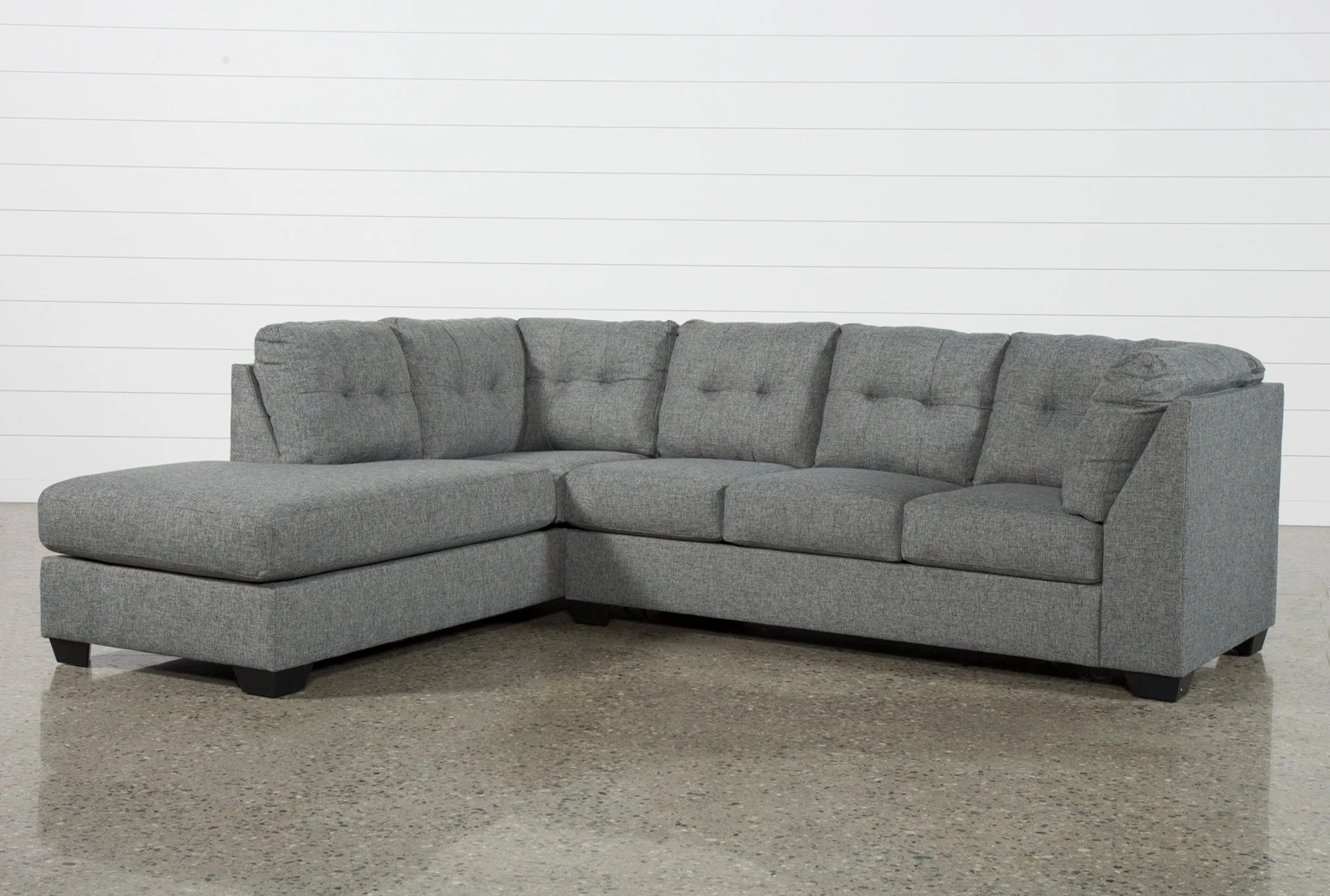 Furniture Chaise Arrowmask 2 Piece Sectional W Laf Chaise