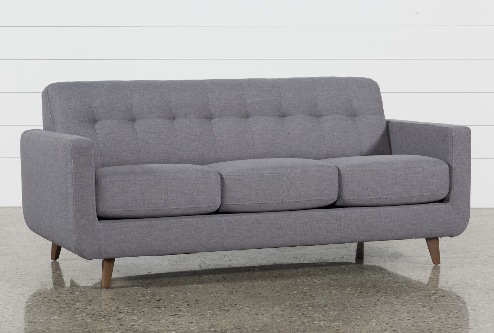 Sofa Queen Allie Dark Grey Queen Sleeper