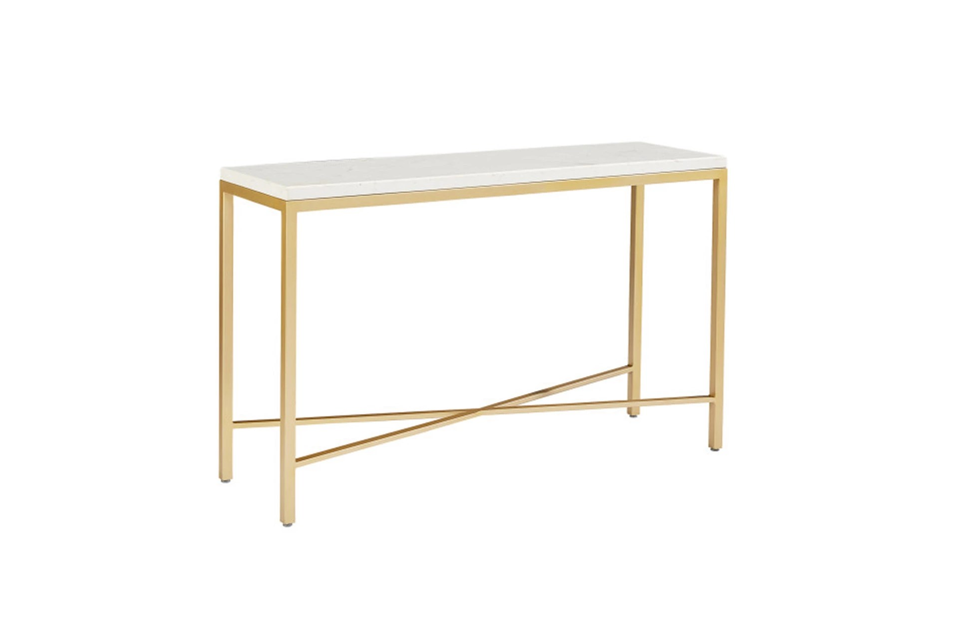 Table Luxe Magnolia Home Luxe Console Table By Joanna Gaines