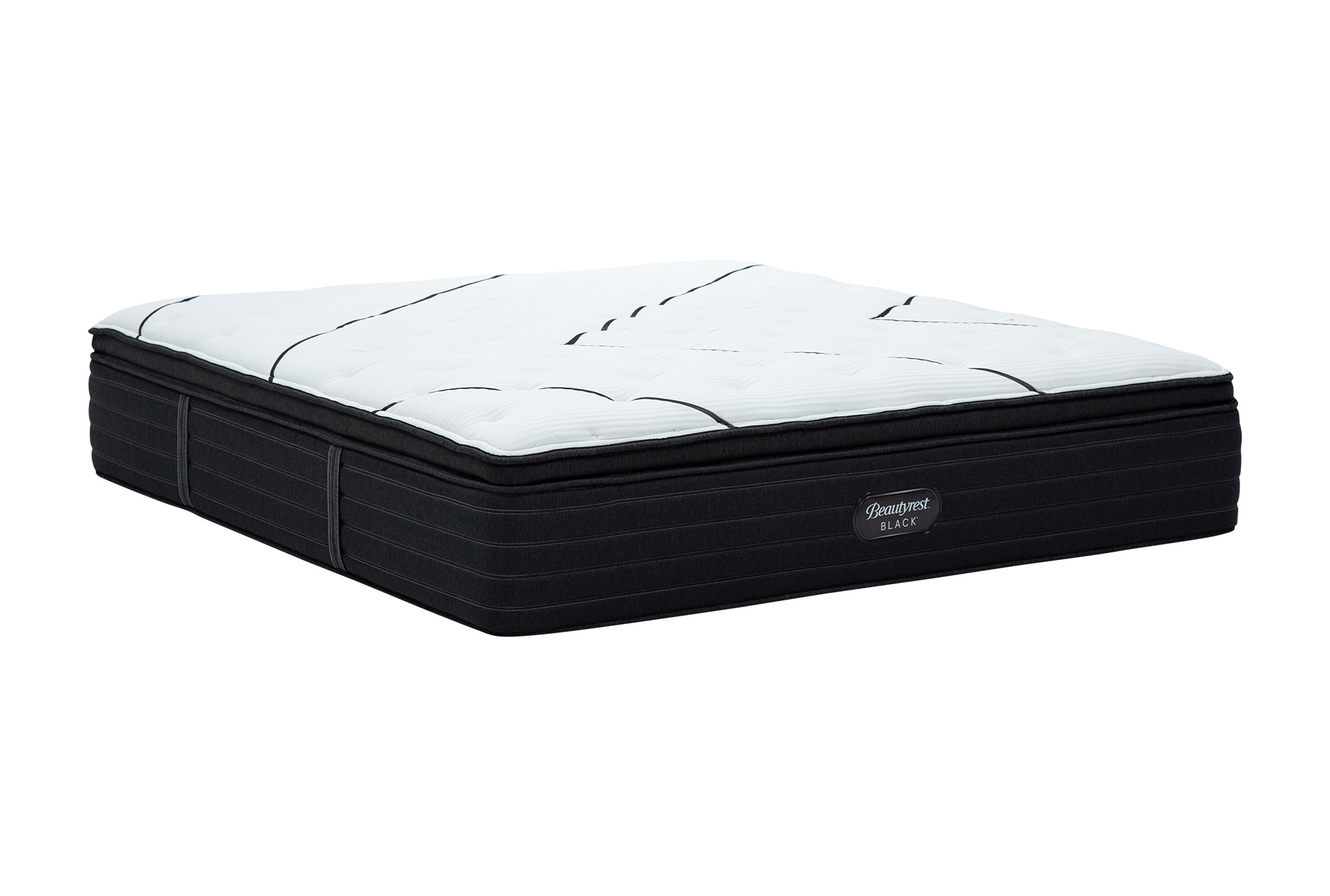 Beautyrest Black King Size Beautyrest Black L Class Medium Pillowtop Eastern King Mattress