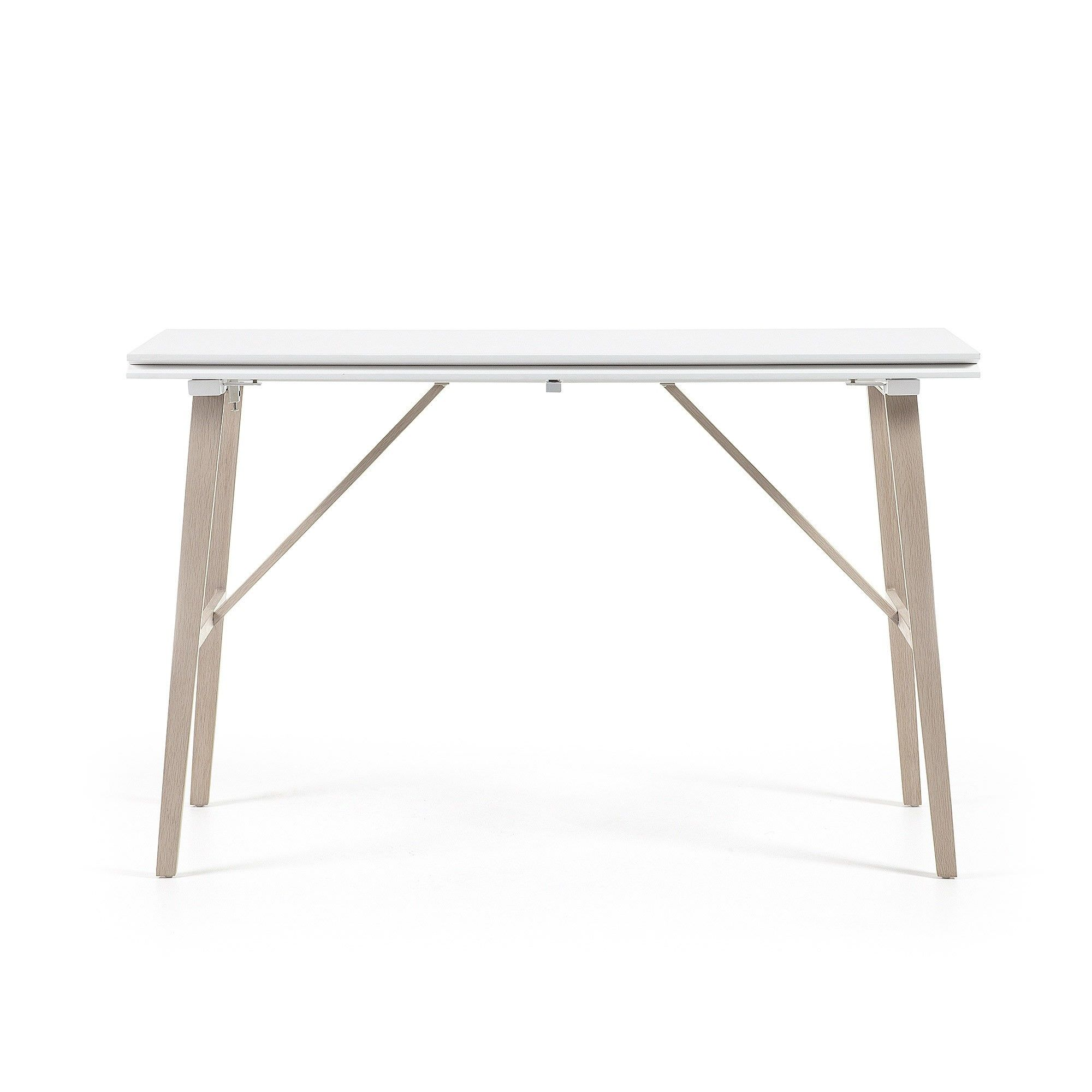 Console Convertible Table Fierro Convertible Console Dining Table 130cm