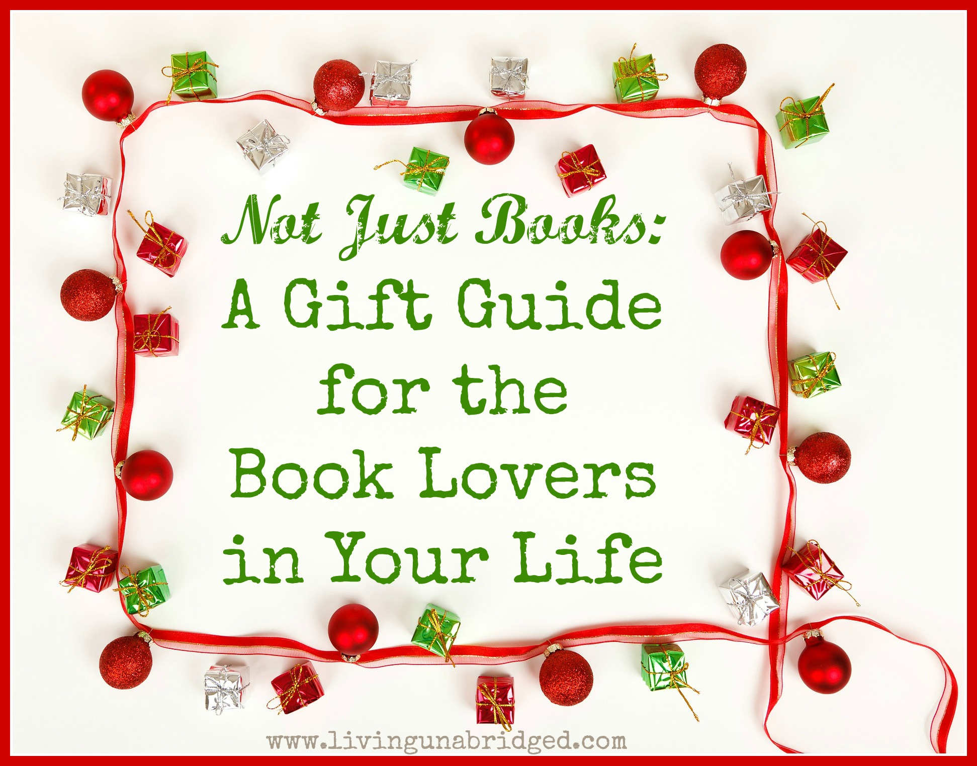 Book Lover Gift Not Just Books A Book Lover 39s Gift Guide Living Unabridged