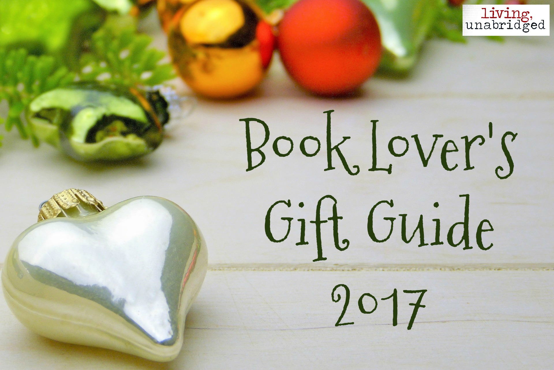 Book Lover Gift Book Lover 39s Gift Guide 2017 Living Unabridged