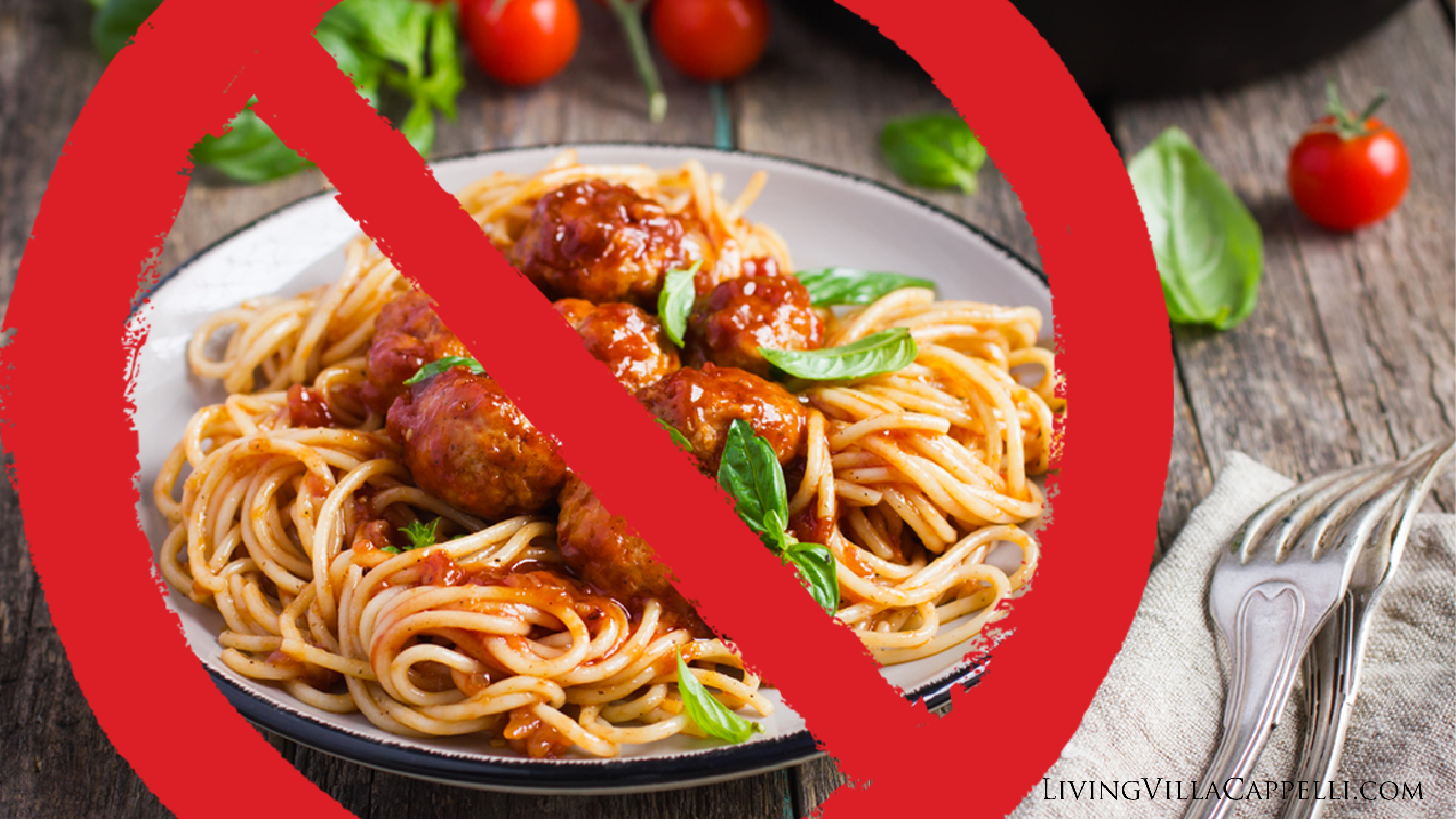 La Cucina Kosher In Italia 032 Traditional Italian Food What Not To Do When It Comes To