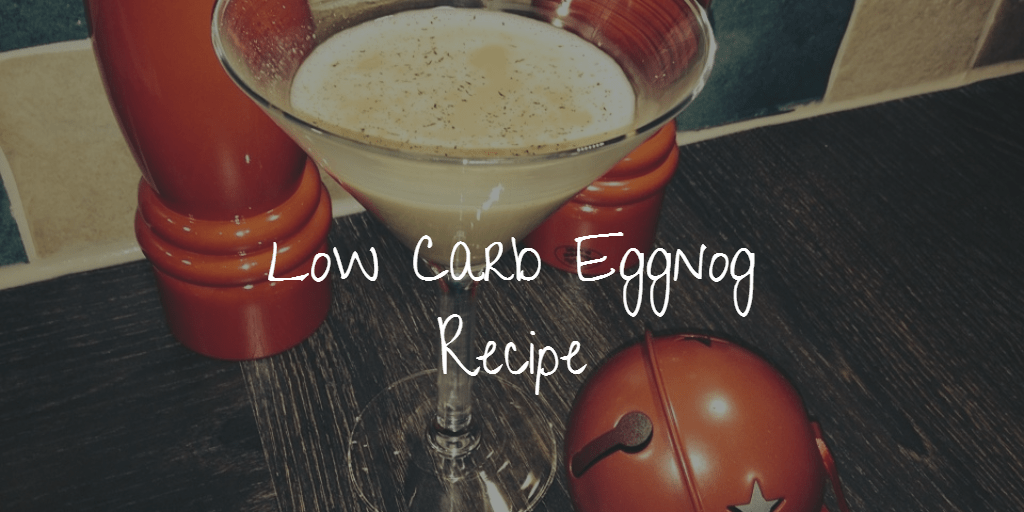 low carb eggnog for a happy new year or anytime. Black Bedroom Furniture Sets. Home Design Ideas