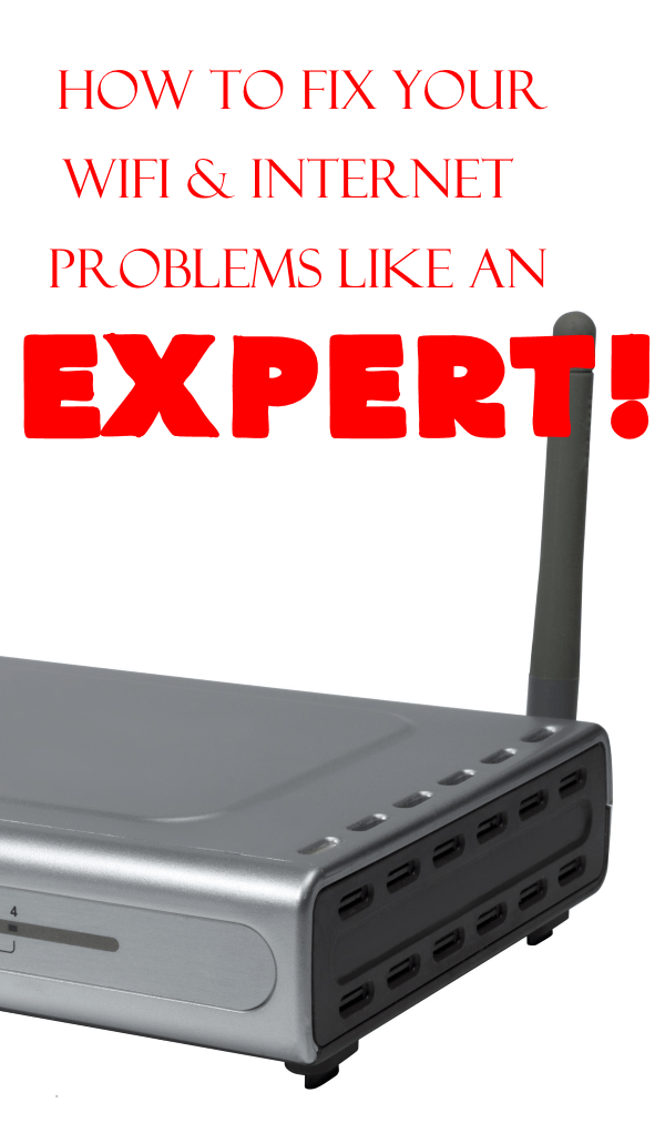 How to Fix Your Internet and WiFi Problems [#Infographic]