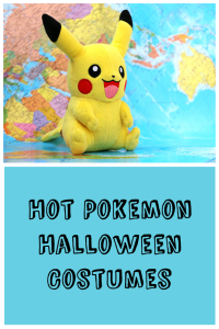 Pokémon Halloween Costumes: Catch 'Em All Before They're Gone!