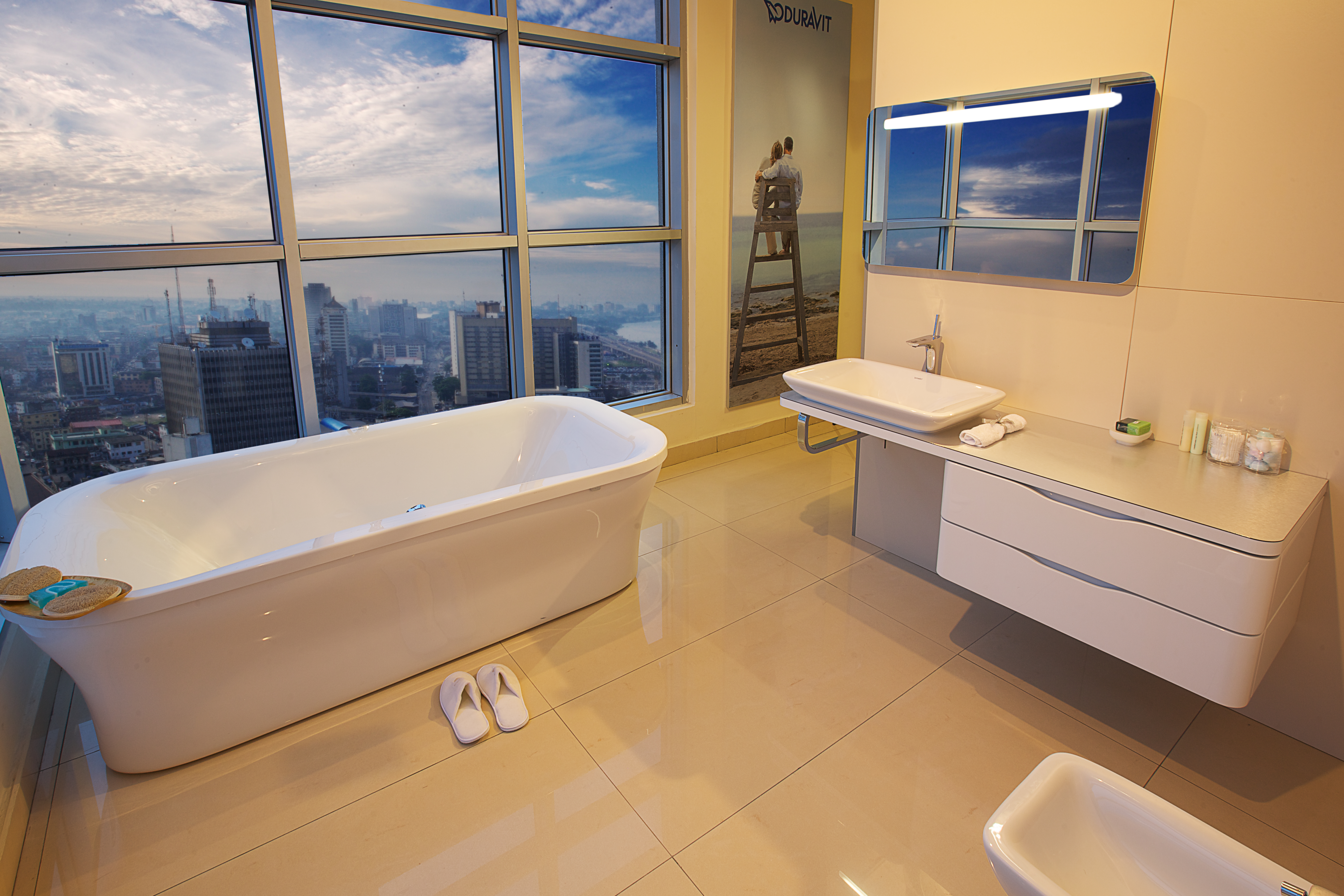 Bagno Design Nigeria Exquisite Bathrooms From Il Bagno Livin Spaces