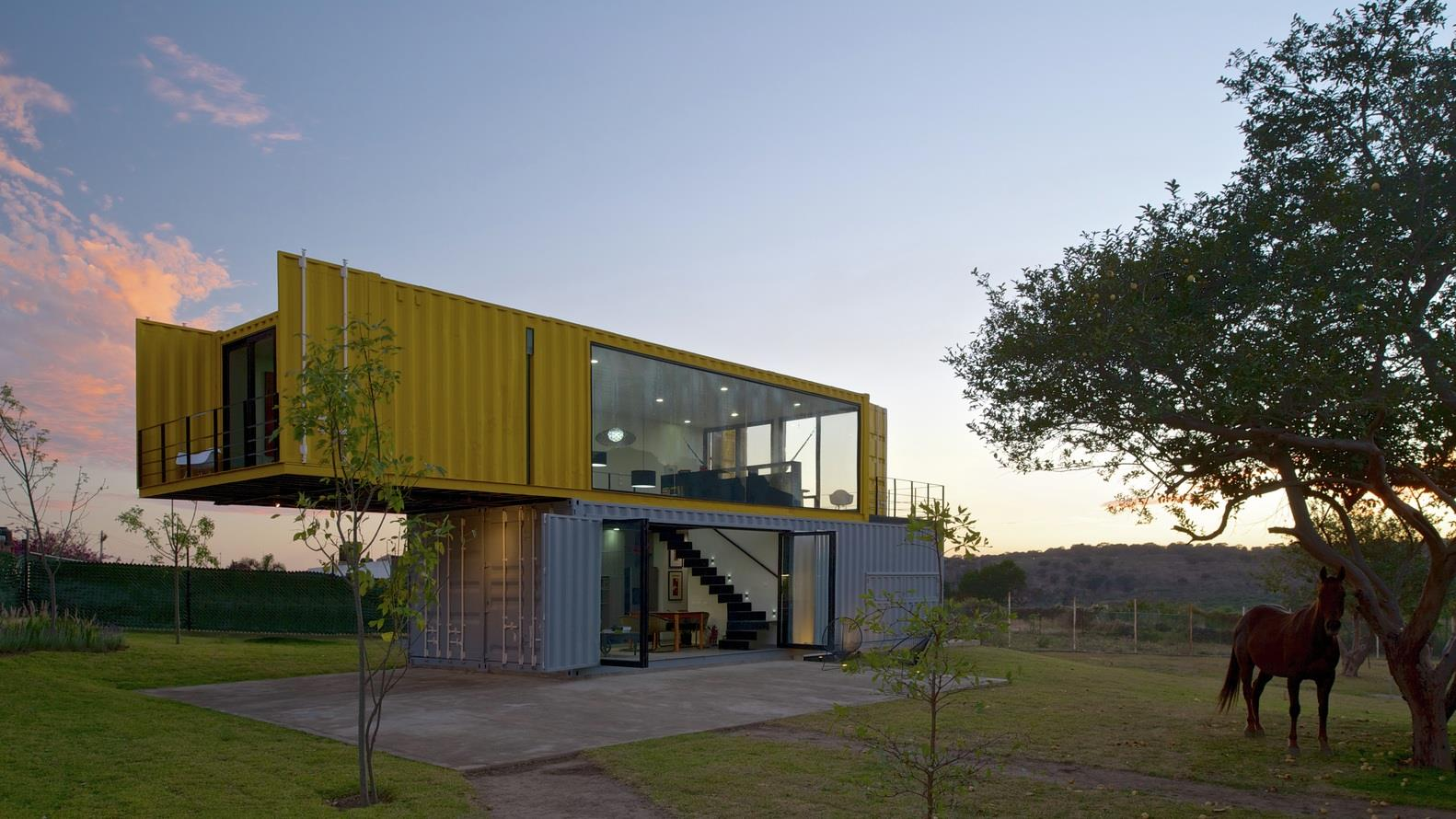 Container Haus Irland Tempohousing Transforms Shipping Containers To Homes For N2 000 000