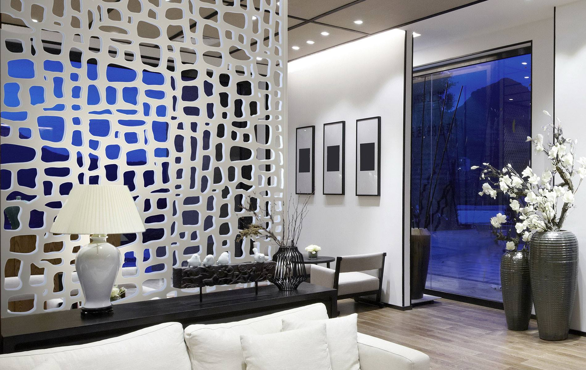 Design Wall 30 Creative Partition Ideas That Can Replace Walls