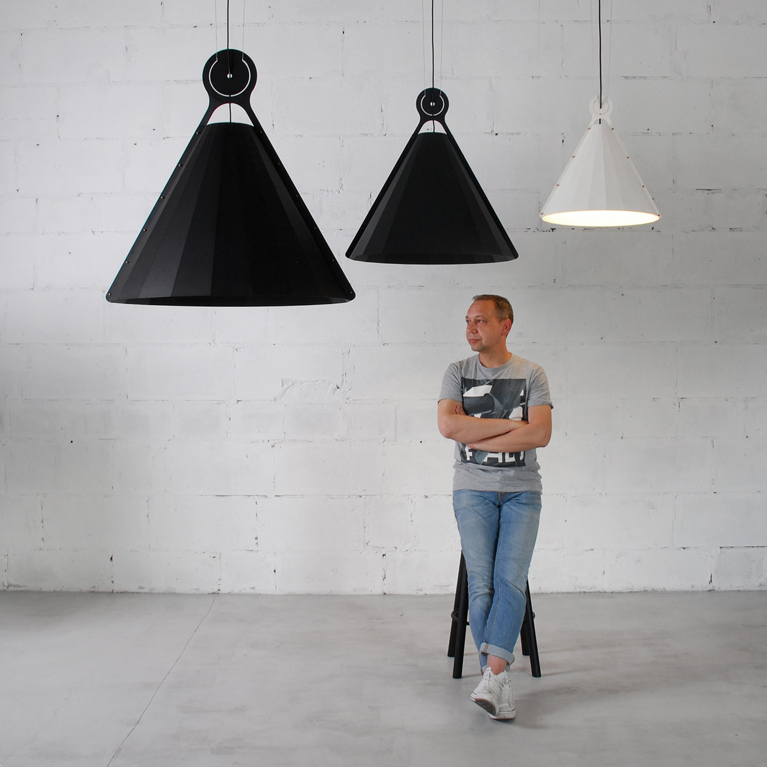 Bureau Designer The 15 77 Lamp Collection By Aleksej Iskos For Odesd2 Design