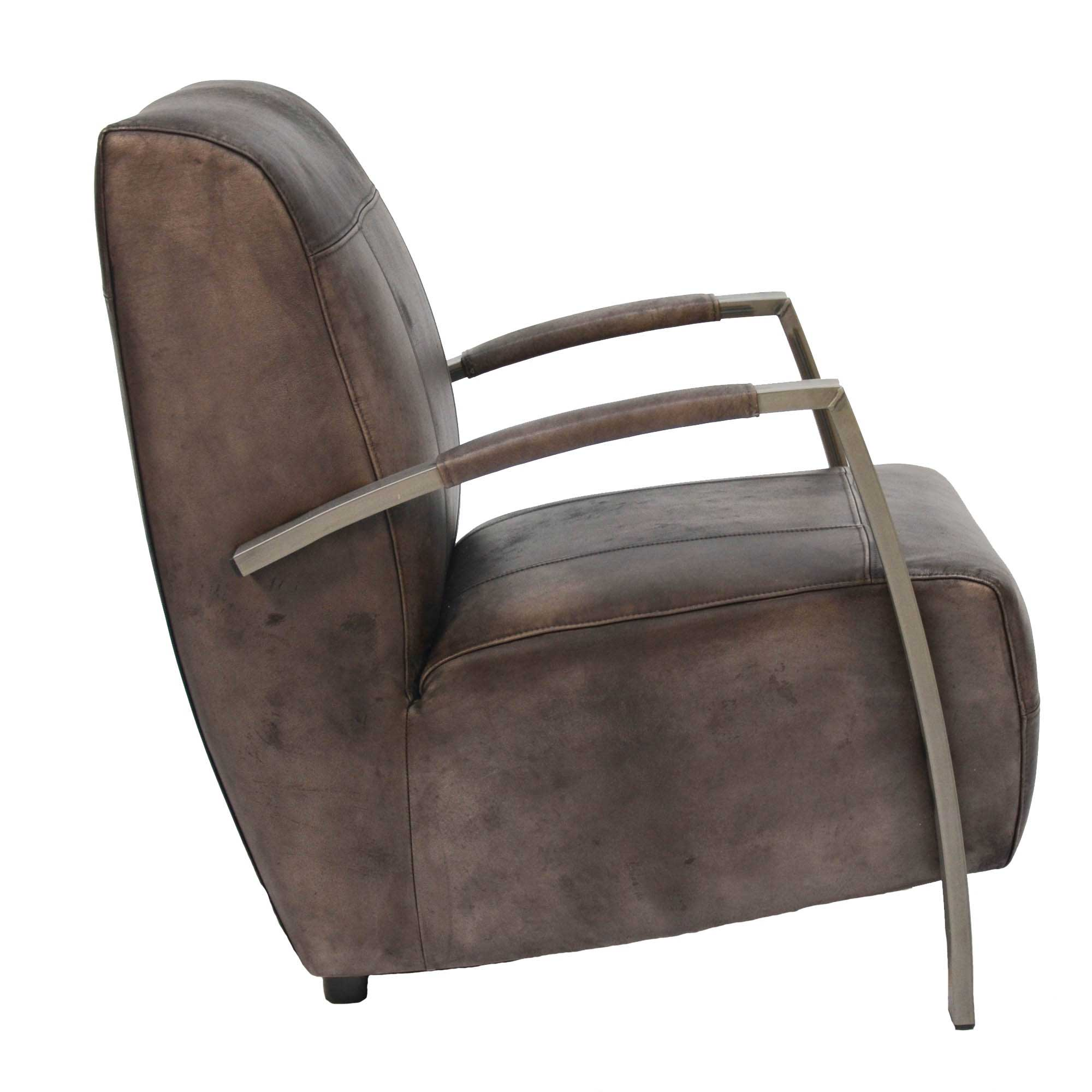 Leder Lounge Sessel Lounge Sessel King