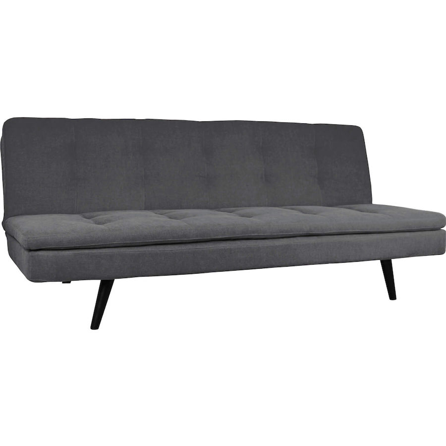 Bettsofa Livique Livique Bettsofa Stoff Grau