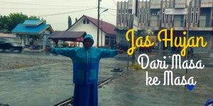 Sejarah jas hujan