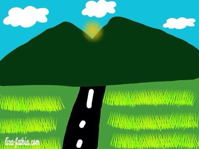 Gambar Gunung