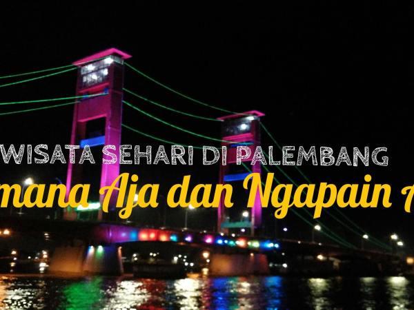 Wisata Palembang