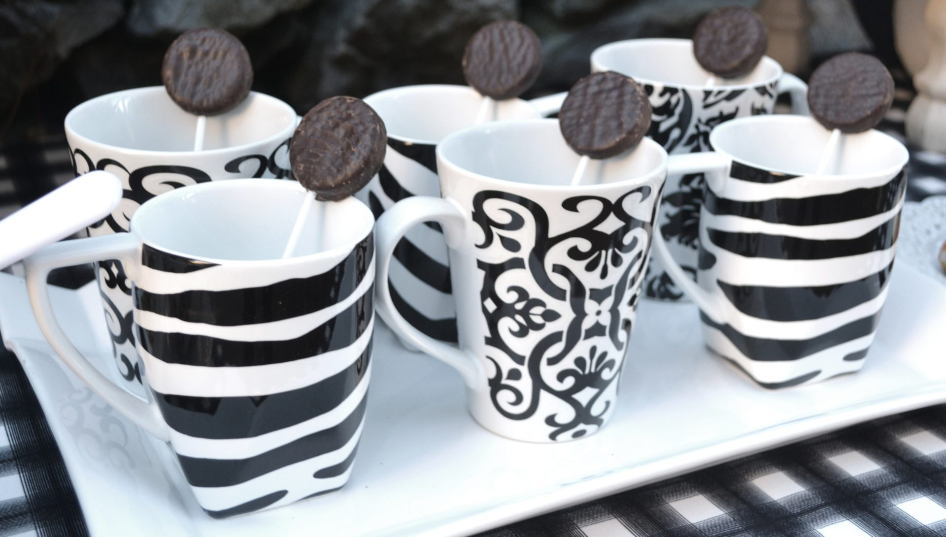 Excellent Hot Chocolate Bar With Chocolate Bar Ideas