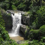 Ubud Bali Dance Tour Waterfall