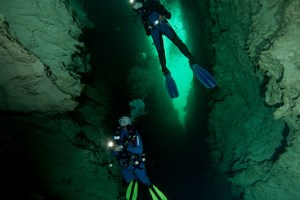 The Chasm in Piccaninnie Ponds