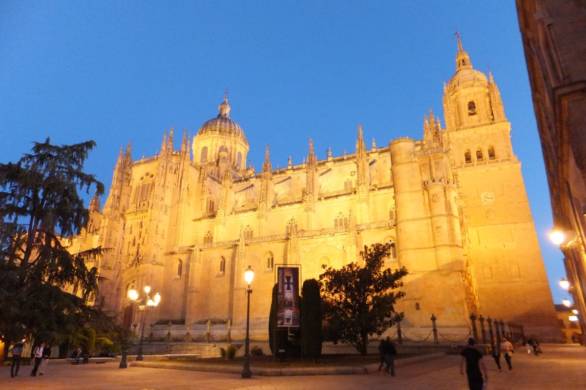Travelling France Blog Visit To Salamanca Lizzieallegro